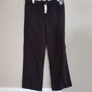 NYC trousers black